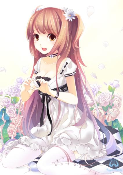 Картинка сердечко из рук