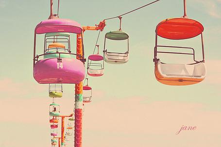 Фото Разноцветные фуникулеры (jane) (© Кофе мой друг), добавлено: 03.07.2012 20:10