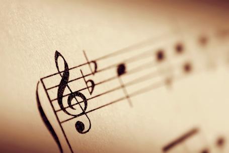 Фото Музыкальная нотация (© Радистка Кэт), добавлено: 06.07.2012 21:13