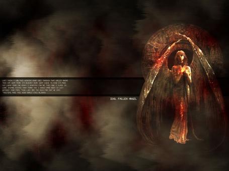 Фото Молящийся ангел (idol fallen angel / Статуя падшего ангела)