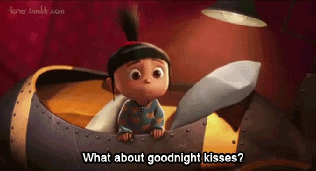 ���� ������� ����������� � �������� , ���������� ' ������ � / Despicable Me ' (What about goodnight kisses? / ��� ������ �������� �� ����?) (� ���� ��� ����), ���������: 20.07.2012 13:41