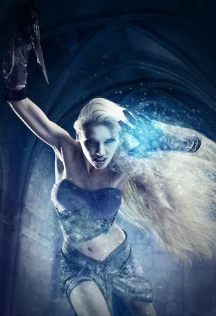 ���� ��������� � �������� � ���� ��������, ice assassin, ������ ����-��������� ������ ����� / Michelle Monique (� Radieschen), ���������: 28.07.2012 22:05