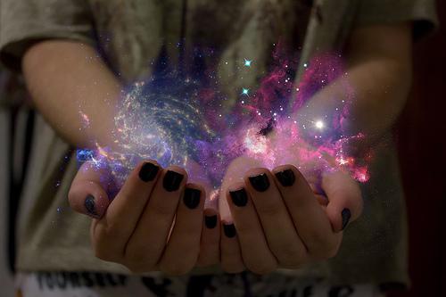 Я своими руками космос