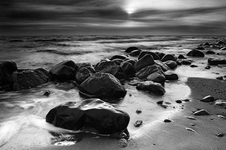 Фото Морской пейзаж (© Anatol), добавлено: 01.08.2012 15:01