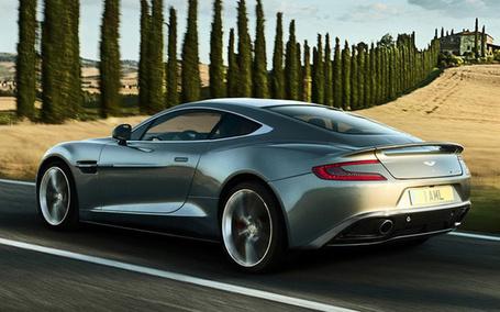 ���� Aston Martin / ����� ������ �AM 310 Vanquish� � ������� ��������� ������ �� ������ (� �������), ���������: 05.08.2012 13:46