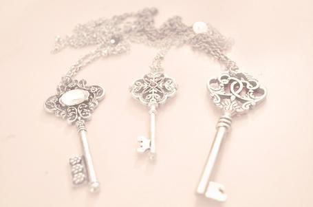 Фото Подвеска с тремя ключами (© Кофе мой друг), добавлено: 07.08.2012 12:06