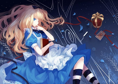 ���� ����� � ������ ����� / Alice in Wonderland (� ���-���), ���������: 30.08.2012 16:08