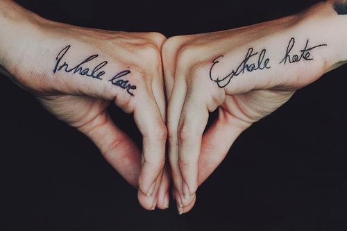 Татуировки крестов 66