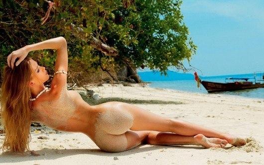 тюмень голые пляжи-ую3