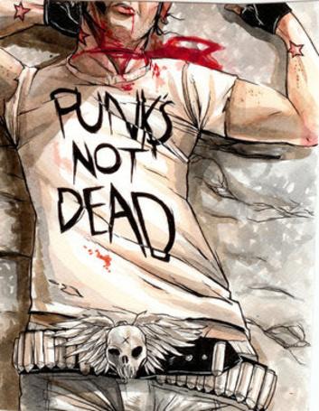 ���� ������� � �������� c �������� 'Punks not dead' (� Elen Kruspe), ���������: 24.09.2012 20:09