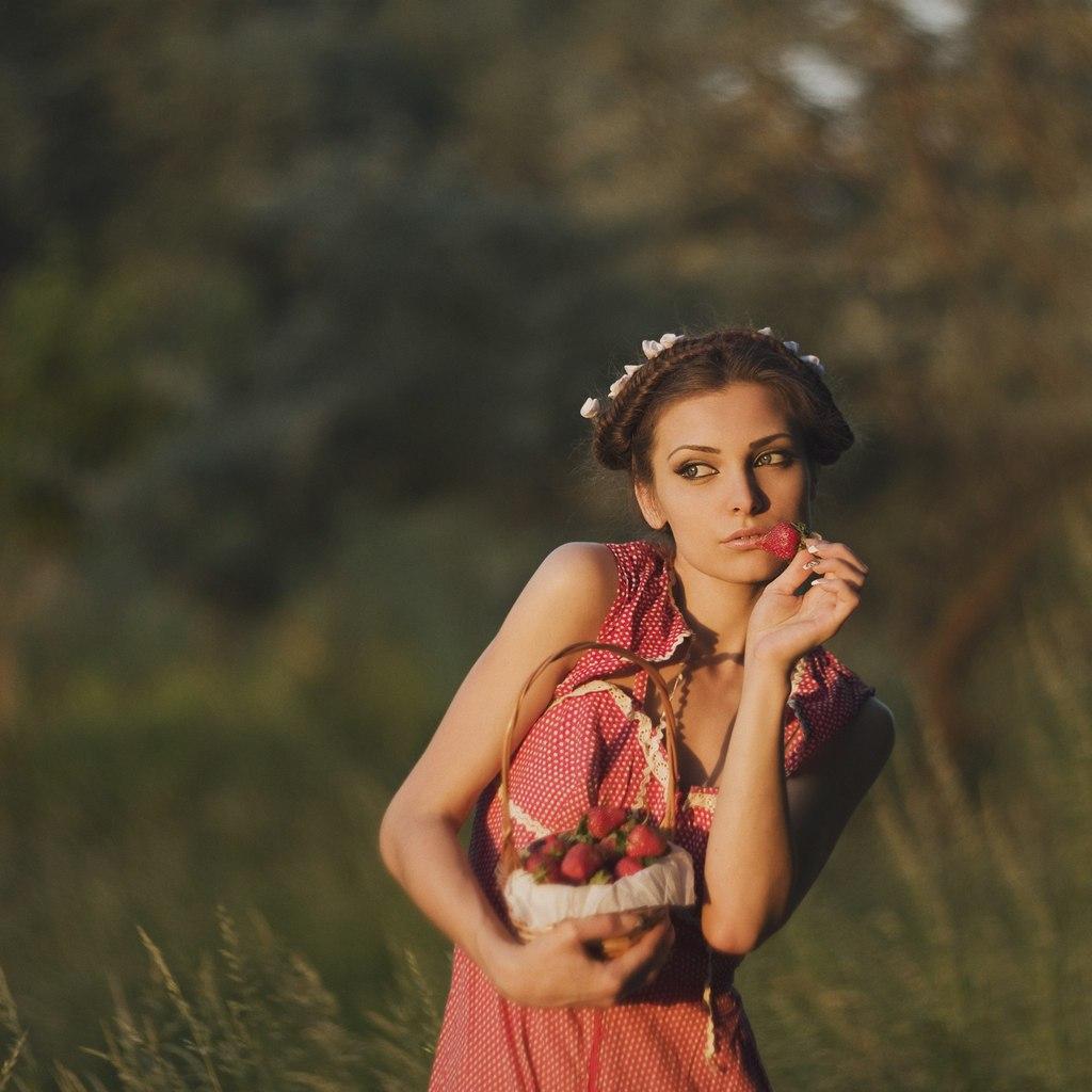 Фото нежных и красивых женщин 4 фотография