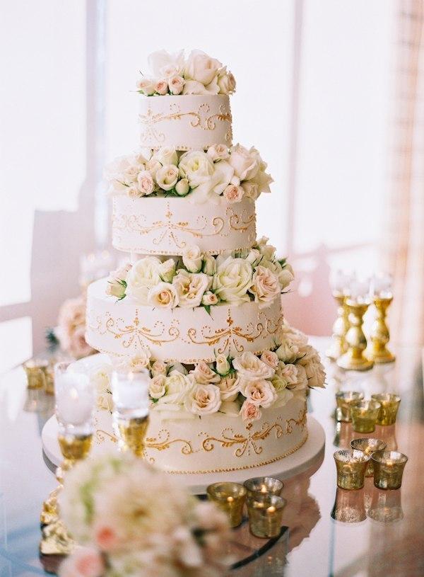 Фото Свадебный торт