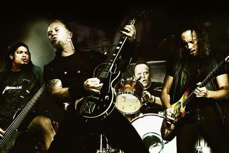 Фото Легендарная группа Металлика / Metallica, турецкий фотограф Mehmet Turgut (© Radieschen), добавлено: 06.10.2012 17:45