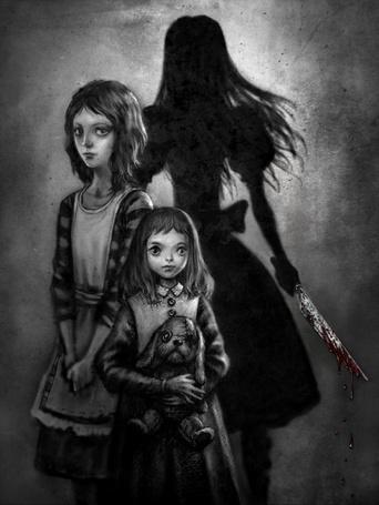 Фото Алиса из игры 'Alice Madness Returns'