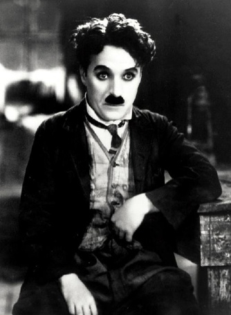 ���� ����� ������ / Charlie Chaplin � ������  '������� ���������' / 'The Gold Rush', 1925 ���