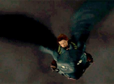 Фото Иккинг летит на драконе Беззубике - мультфильм Как приручить дракона / How to Train Your Dragon
