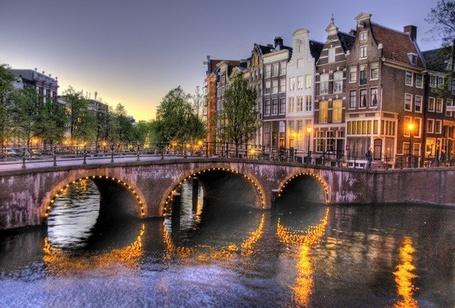 Фото Амстердам / Amsterdam (© ), добавлено: 29.10.2012 10:27