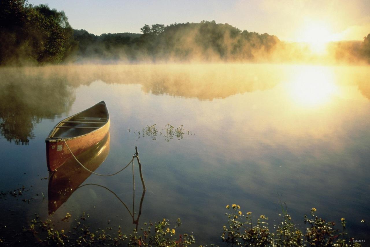 романс на лодке