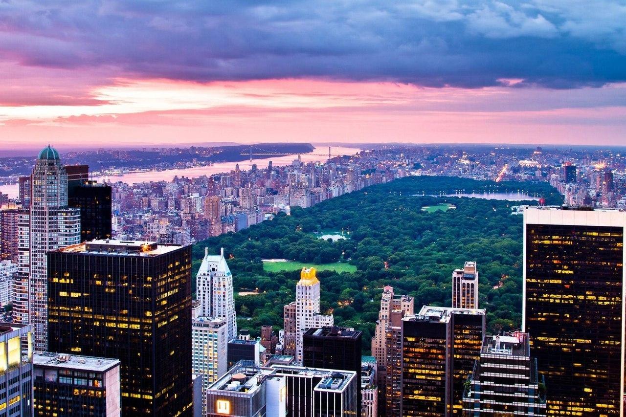 Фото центральный парк нью йорк сша
