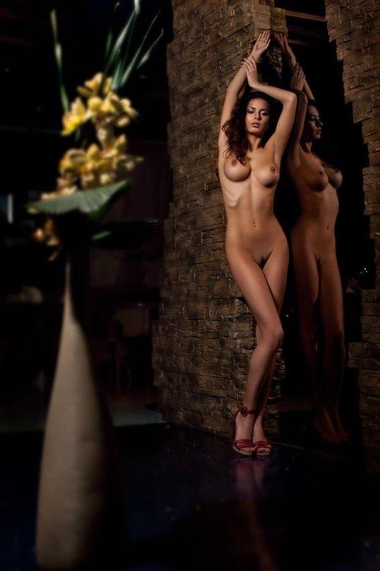 Фото голых девушек фотосессии