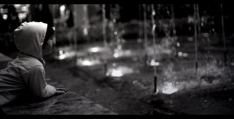 Фото Маленький мальчик любуется фонтанами, фотограф Diana Grigore
