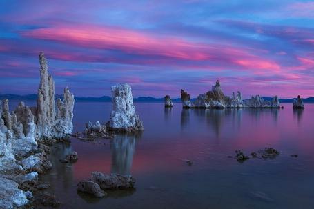 Фото Озеро Моно, Штат Калифорния, США / Mono Lake, California, USA (© Morena), добавлено: 29.11.2012 21:22