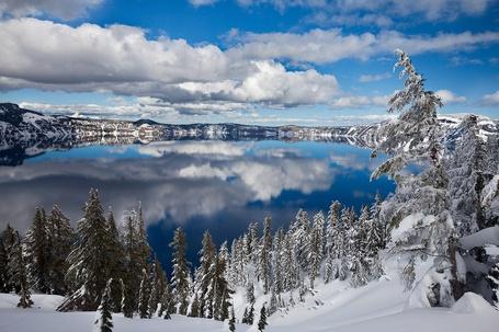 ���� ����� ������� �����, ��� / Crater Lake, USA (� Morena), ���������: 04.12.2012 15:40