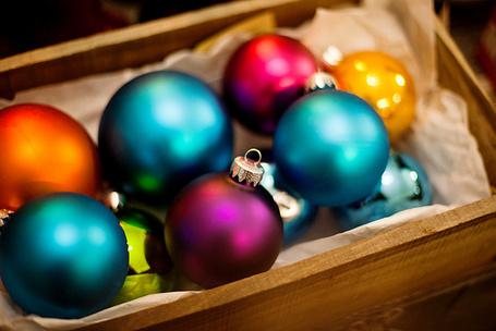 Фото Новогодние игрушки в коробке (© Black Tide), добавлено: 11.12.2012 22:21