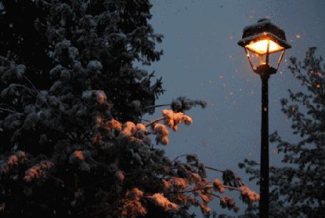Фото Снегопад на фоне фонаря (© StepUp), добавлено: 14.12.2012 23:32