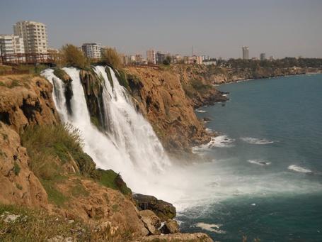 Фото Водопад в Анталии / Antalya, Турция / Turkey
