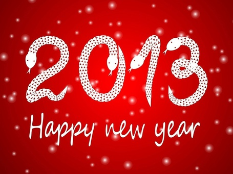 ���� ����� ����� ������ 2013 ���� � ����� ���� �� ������� ���� � �������� Happy new year / ����������� ������ ���� (� Felikc), ���������: 19.12.2012 02:41
