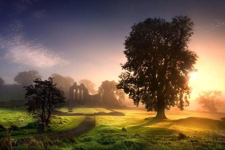 ���� ����� ��������� � ������������ �����������, �������� ����, �������������� / Downpatrick, County Down, Great Britain (� Morena), ���������: 25.12.2012 20:45