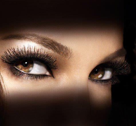 Фото красивые глаза девушки