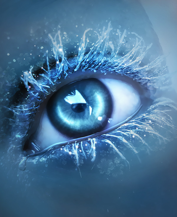 Открытки на телефон глаза