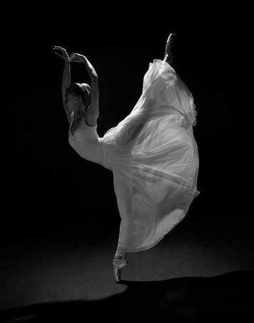 балерины в белом видео