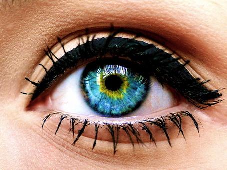 Фото Голубой глаз девушки (© Black Tide), добавлено: 17.01.2013 00:28