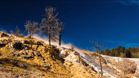 Фото Yellowstone National Park / Йеллоустоунский национальный парк