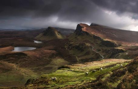 Фото Остров Скай, Шотландия / Isle of Skye, Scotland (© ), добавлено: 31.01.2013 02:16