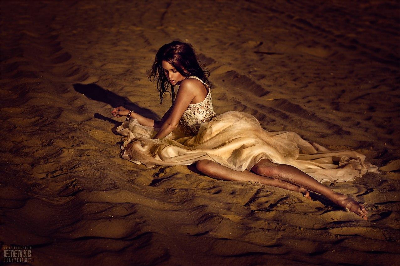 Фото идеи на песке