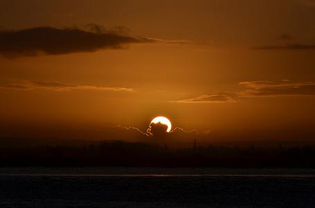 Фото Красивый закат (© liliyadim), добавлено: 14.02.2013 01:49