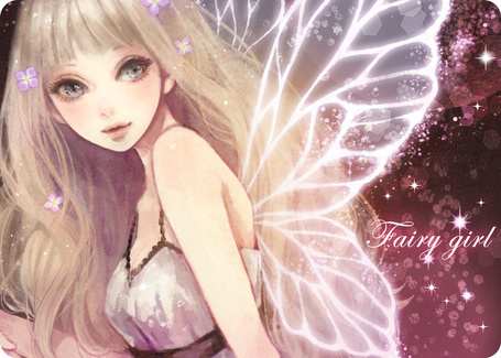 Фото Фея / Fairy Girl, art by Miya (Akatabi Dante) (© D.Phantom), добавлено: 14.02.2013 06:01
