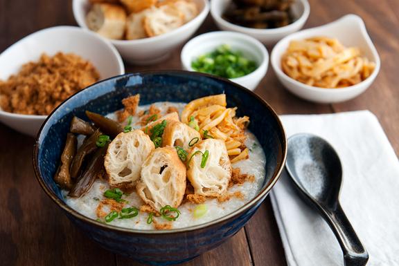 Фото Китайский суп и другие блюда