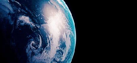 Фото Вид Земли из космоса