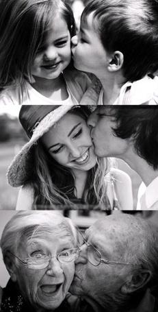Фото Три этапа любви