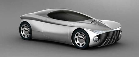 Фото Инновационная концепция спортивного автомобиля (© eka_terinka), добавлено: 08.03.2013 10:45