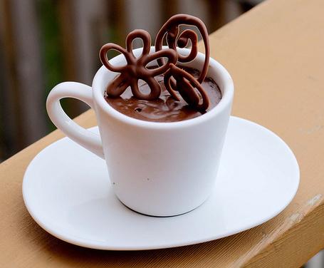 Фото Чашка с шоколадом (© Black Tide), добавлено: 18.03.2013 17:59