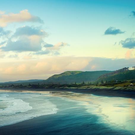 Фото Бухта Дадунхай (Большое Восточное море). фотограф-пейзажист Эндрю Смит