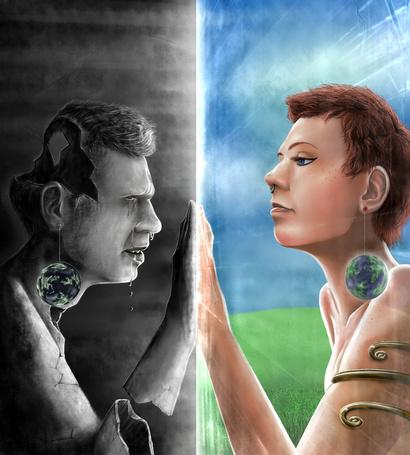 Фото Разбившиеся мечты, работа неизвестного автора (© Drout), добавлено: 20.03.2013 13:27