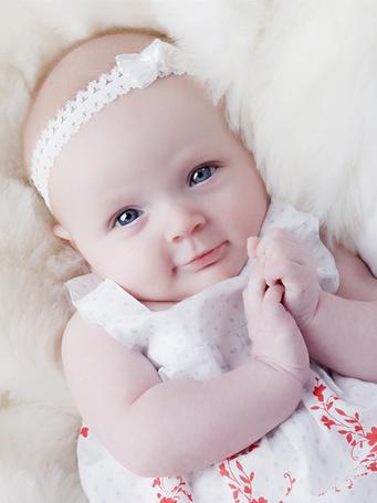 Фото Красивая девочка