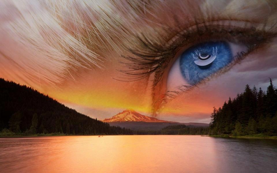 природа глазами человека картинки зависимости